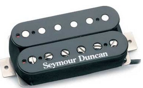 Seymour Duncan SH-6B Duncan Distortion, Bridge Humbucking Guitar Pickup, Duncan Distortion, Bridge SH-6B