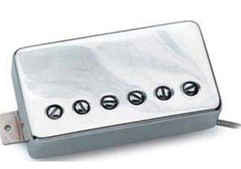 Seymour Duncan SH-6BNC Duncan Distortion, Bridge, Nickel Cover Humbucking Guitar Pickup, Duncan Distortion, Bridge, Nickel Cover SH-6BNC