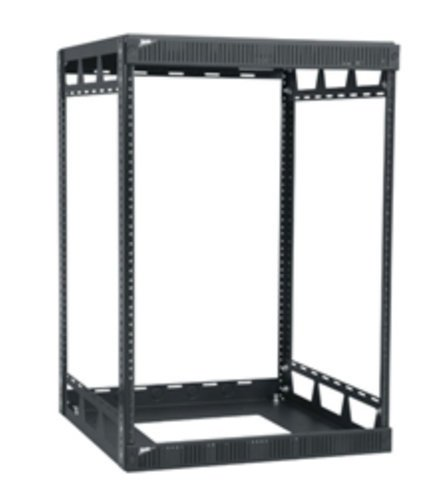 """Middle Atlantic Products 5-14 Slim-5 Knock Down Rack (14 Space, 24.5"""" Tall) 5-14"""