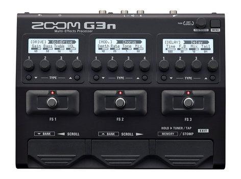 Zoom G3n Multi-Effects Processor G3N