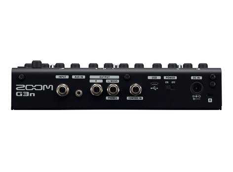 Zoom G3n Multi-Effects Processor G3N