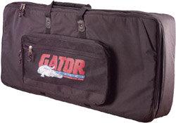 Gator Cases GKB-49 Padded 49-Key Keyboard Gig Bag GKB49