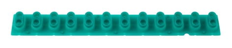 Casio 10507545  AG2 Rubber Contact Strip for PX130 10507545