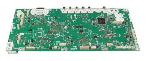 Panasonic TXN/98WBHZ  Main PCB for PTD-W640UK TXN/98WBHZ