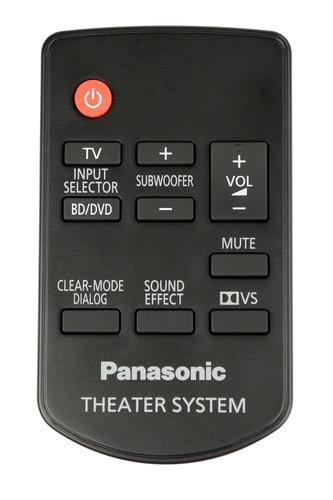 Panasonic N2QAYC000027  Remote Control for SC-HTB500 and SC-HTB10 N2QAYC000027
