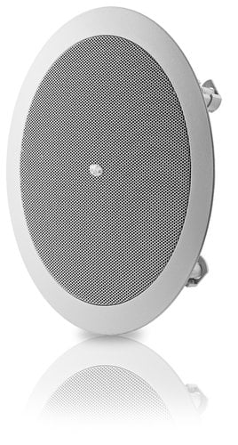 """DAS Audio CL-8T  White, 8"""" Mid-High Celling Speaker with Transformer CL-8T"""