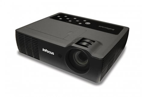 InFocus IN1118HD  2400lm 1080p DLP Portable Projector IN1118HD