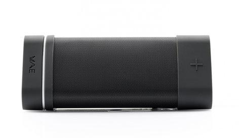 Hercules DJ WAE Outdoor 04Plus FM Wireless Bluetooth Speaker, Waterproof, Shock-Resistant, with Built-In FM Radio WAE-OUTDOOR-04PLUS-F