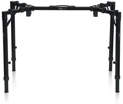 Gator Cases GFW-UTL-WS250  Frameworks Series Adjustable T-Stand Folding Workstation GFW-UTL-WS250