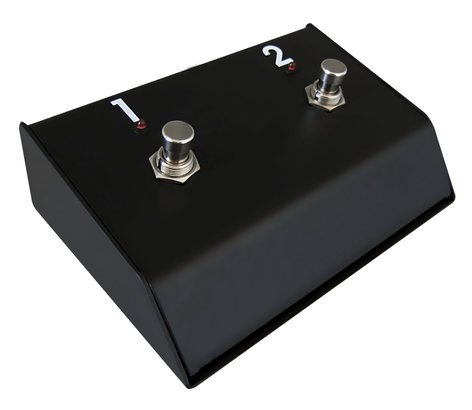 Hughes & Kettner HKFS2 2-Button Footswitch HKFS2