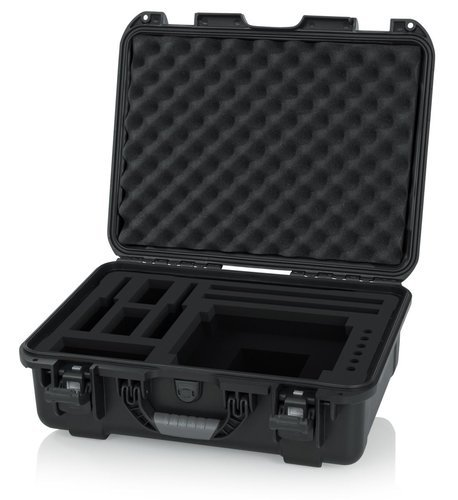 Gator Cases G-INEAR-WP Titan Series Waterproof In-Ear Wireless Case G-IN-EAR-WP