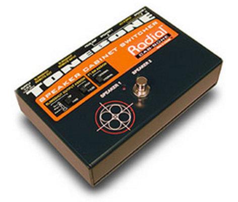 Radial Engineering Cabbone Speaker Cabinet Switcher CABBONE