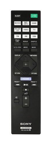 Sony 149270511  Remote for STR-DH750 and STR-DH550 149270511