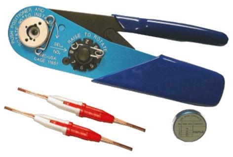 Whirlwind M1R-TOOL-KIT Crimp Tool Kit for Mass Cnctrs M1R-TOOL-KIT
