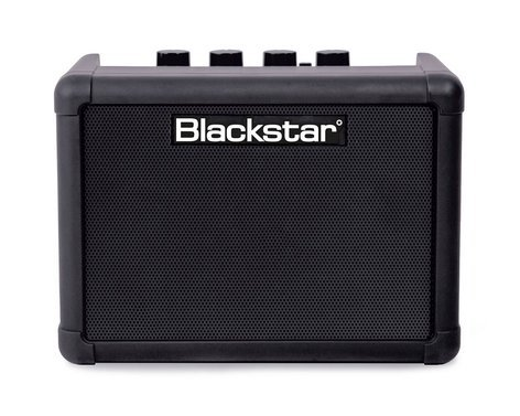 Blackstar Amps FLY 3 Bluetooth 3W Mini Guitar Combo Amp with Bluetooth FLY3BLUE