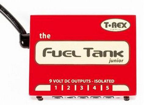 T-Rex Fuel Tank Junior 5x 9V DC Power Supply for Pedals FUEL-TANK-JUNIOR