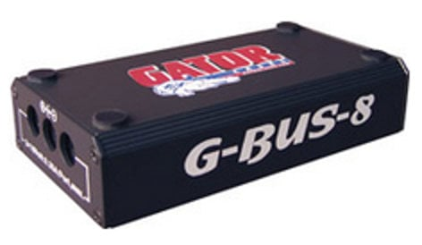 Gator Cases G-BUS-8-US Pedal Board Power Supply G-BUS-8-US