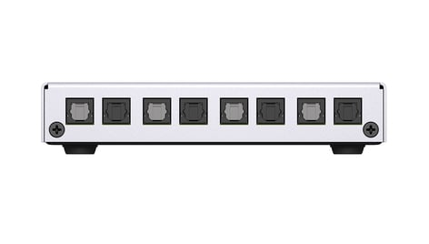 RME Digiface USB Compact and Portable Digital Audio Interface with 4 Optical ADAT / SPDIF I/Os, 66-Channel 192 kHz DIGIFACE-USB