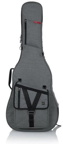 Gator Cases GT-ACOUSTIC  Transit Series Acoustic Guitar Gig Bag GT-ACOUSTIC