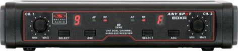 Galaxy Audio EDXR EDX Receiver EDXR