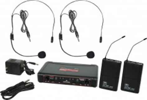 Galaxy Audio EDXR/38SS EDX Wireless Microphone System EDXR/38SS