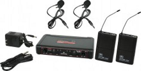 Galaxy Audio EDXR/38VV EDX Wireless Microphone System EDXR/38VV