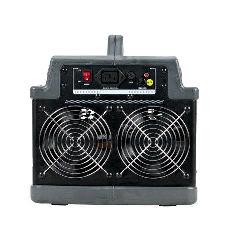 ADJ BUBBLETRON-XL Bubbletron XL Bubble Machine, High Powered w/3m Cable & Remote BUBBLETRON-XL
