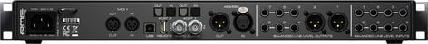 RME Fireface UFX II 24 Bit / 192 kHz, 60-channel USB 2.0 Audio Interface FIREFACE-UFX-II