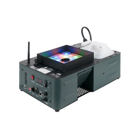 ADJ Fog Fury Jett Pro 1450W Vertical Fogger with Wireless Remote & Fluid Indicator FOG-FURY-JETT-PRO