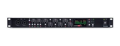 Focusrite Scarlett OctoPre 8-Channel Microphone Preamp with ADAT Connectivity SCARLETT-OCTOPRE