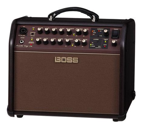 Boss Acoustic Singer Live 60W Acoustic Amplifier ACS-LIVE