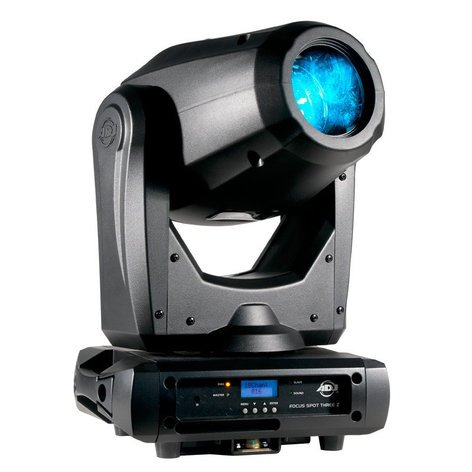 ADJ FOCUS-SPOT-THREE-Z [B-STOCK MODEL] 100W LED Moving Head with Motorized Focus & Zoom FOCUS-SPOT-THREE-Z-B