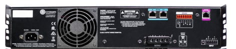 Crown CDi 2 300BL Analog + BLU Link Input, 2-Channel, 300W Per Output Channel CDI2x300BL-U-US