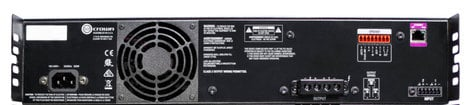 Crown CDi 2 - 300 Analog Input, 2-Channel, 300W Per Output Channel, Amplifier CDI2x300-U-US