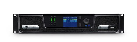 Crown CDi 2|600 Analog Input, 2 Channel, 600W Per Output Channel, Amplifier CDI2x600-U-US