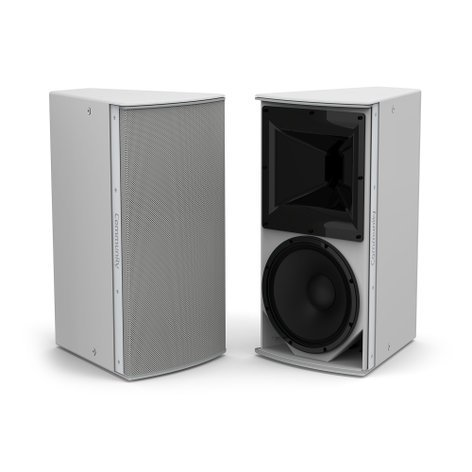 "Community IP6-1122WR99 Grey, Medium Power 12"" 2-Way 90 x 90 Weather-Resistant Loudspeaker IP6-1122WR99"