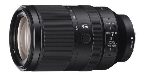 Sony SEL70300G FE 70-300mm F4.5-5.6 G OSS Telephoto Zoom Lens SEL70300G