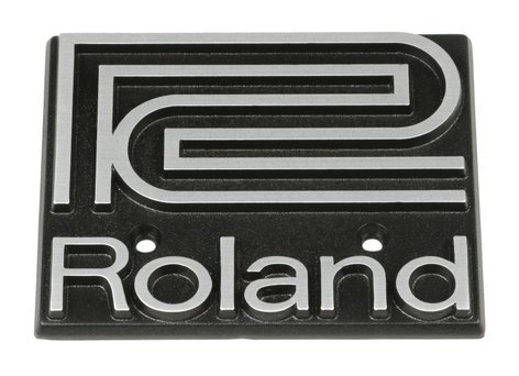 Roland 5100046040 Logo Badge for JC-120 5100046040