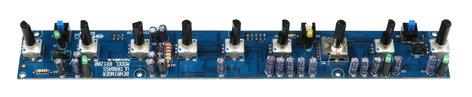 Behringer Q05-10803-06568  Front UI PCB Assembly for BX1200 Q05-10803-06568