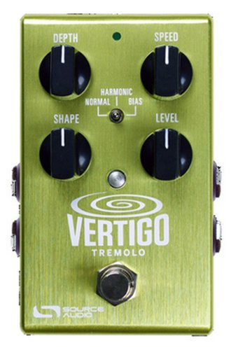 Source Audio SA243 Vertigo Tremolo One Series Effects Pedal SA243