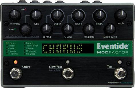 Eventide ModFactor Modulation Effects Stompbox MODFACTOR
