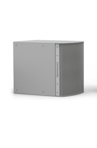 """Community IS6-115 Weather-Resistant Medium Power 15"""" Subwoofer in Grey IS6-115WR"""