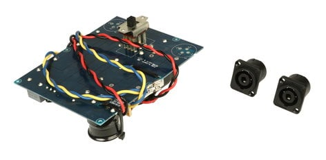 Behringer Q05-09700-02352  Crossover PCB Assembly for Eurolive F1220 Q05-09700-02352