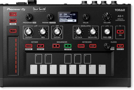 Pioneer TORAIZ AS-1 Monophonic Analog Synthesizer AS-1-TORAIZ
