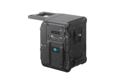 Sony AXSR7BNDL AXS-R7 Recorder Bundle with One 512GB Media Card AXSR7BNDL
