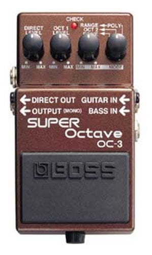 Boss OC3 Super Octave Pedal OC3
