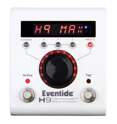 Eventide H9 MAX Harmonizer Pedal H9-MAX