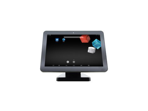 """Kramer KT-10 10"""" K-Touch Wall and Table Mount PoE Touch Panel KT10-KRA"""