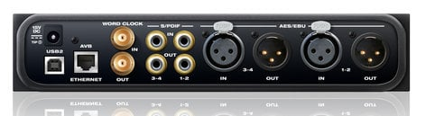 MOTU 8D AES3 and S/PDIF USB Audio Interface  8D-MRK