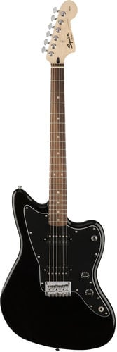 Squier JAZZMASTER-AFF-HH Affinity Series Jazzmaster HH Electric Guitar With  Dual Humbucking Pickups, Rosewood Fingerboard